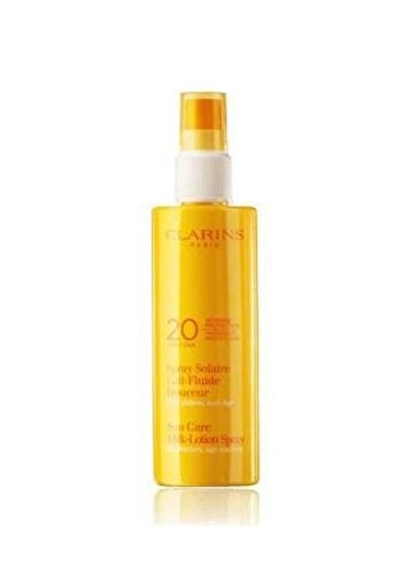 Clarins Clarins Sun Care Milk-Lotion Sp UVB/A 20Spf 150 ML Renkli